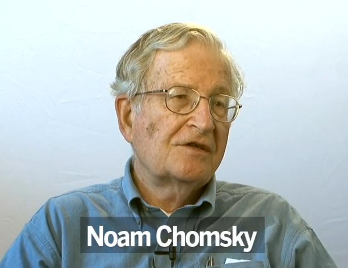 a biography of avram noam chomsky